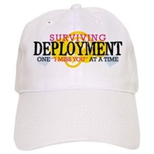 Deployment (I Miss You) Baseball Cap