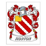 Horton Coat of Arms Small Poster