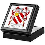 Horton Coat of Arms Keepsake Box