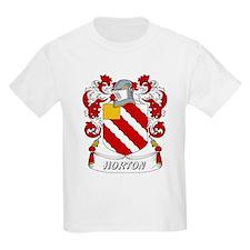 Horton Coat of Arms Kids T-Shirt