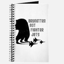 Brunettes Not Fighter Jets 2 Journal