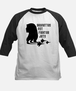 Brunettes Not Fighter Jets 2 Tee