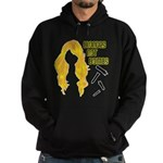 Blondes Not Bombs Hoodie (dark)