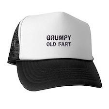 Grumpy Old Fart Trucker Hat