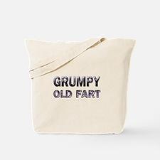 Grumpy Old Fart Tote Bag