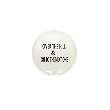Uplifting Aging Mini Button (100 pack)