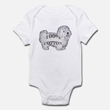 100% Cotton Infant Bodysuit