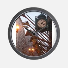 Unique Fields Wall Clock