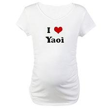 I Love Yaoi Shirt