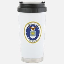 USAF Coat of Arms Travel Mug
