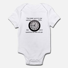 Waiting Room Infant Bodysuit