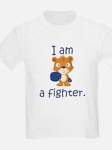 Teddy Bear Fighter T-Shirt