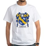 Jenison Coat of Arms White T-Shirt