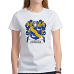 Jenison Coat of Arms Women's T-Shirt