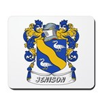 Jenison Coat of Arms Mousepad