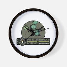 101st Airborne Wall Clock