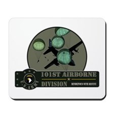 101st Airborne Mousepad