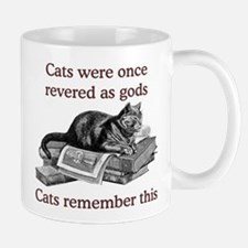 Cats As Gods Mug