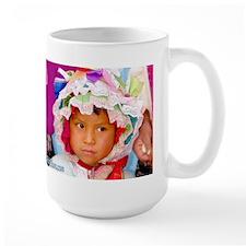 Pretty Peruvian Girl - Mug