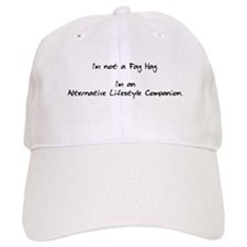 Alternative Lifestyle Companion Baseball Cap