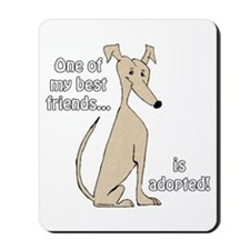 Adopted~Fawn Mousepad