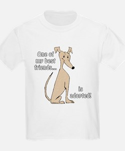 Adopted~Fawn T-Shirt