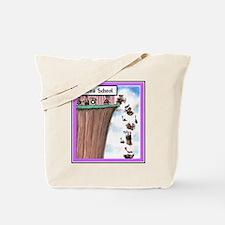 """""""Lemming School"""" Tote Bag"""