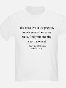 Henry David Thoreau 9 T-Shirt