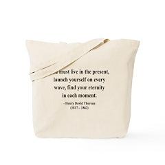 Henry David Thoreau 9 Tote Bag