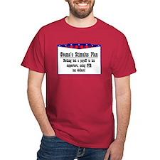 """Obama Payoff"" T-Shirt"
