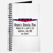 """Obama Payoff"" Journal"