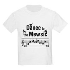 Dance to the Mew Music T-Shirt