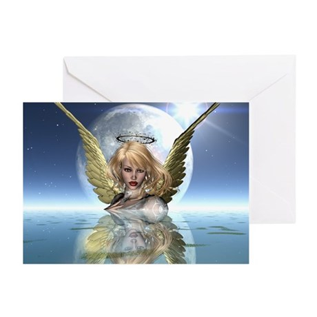 Guardian Angels Greeting Cards (Pk of 10)