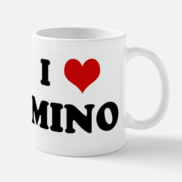 I Love MINO Mug