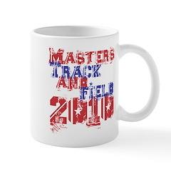 Masters Track 2009 Mug