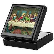 The Last Supper Keepsake Box