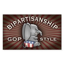Bipartisan Decal
