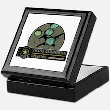 101st Airborne Keepsake Box