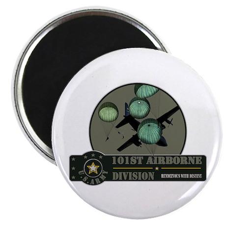 "101st Airborne 2.25"" Magnet (100 pack)"