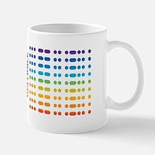 Morse Code - SMILE Mug