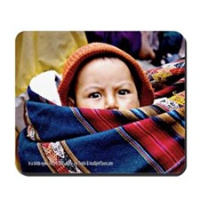 In a Child's Eyes - Mouse Pad