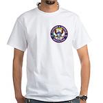 CBP Masons White T-Shirt