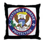 CBP Masons Throw Pillow
