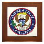 CBP Masons Framed Tile