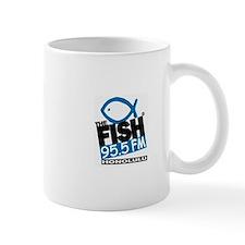 Funny The fish radio Mug