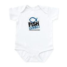 Cute 95.5 kaim Infant Bodysuit