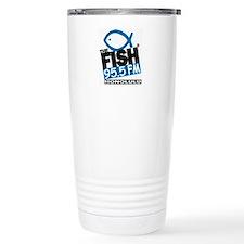 Funny The fish radio Travel Mug