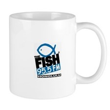 Cute Hawaii christian radio Mug