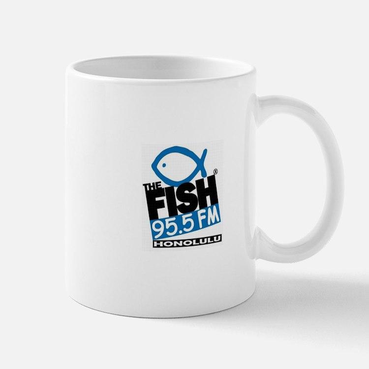Cute The fish radio Mug
