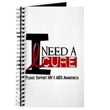 I Need A Cure HIV / AIDS Journal